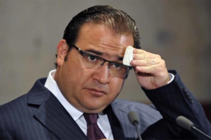 Foto: Agencias. Javier Duarte, gobernador con licencia de Veracruz.