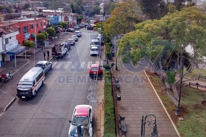 Foto: La Voz de Michoacán. Avanza-Tenencia-Morelos-en-el-rubro-de-seguridad