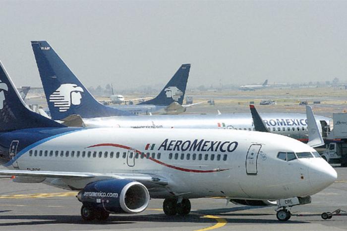 Foto: Agencias. Los pasajeros se encuentran bien y serán reubicados en los siguientes vuelos de la aerolínea.