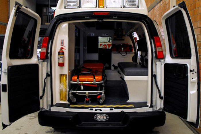 Foto: Internet. Diseñan dispositivo remoto en ambulancias para urgencias médicas.