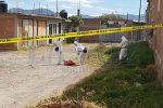 Foto: La Voz de Michoacán. El perímetro fue acordonado por los oficiales de la Policía Michoacán.