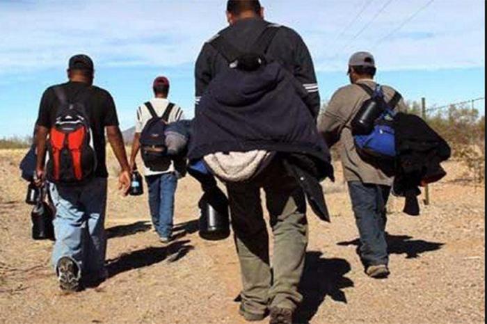 Foto: Agencias. En febrero de 2015 la policía lanzó una gran operación para detener a 54 imputados por los delitos de tráfico de personas.
