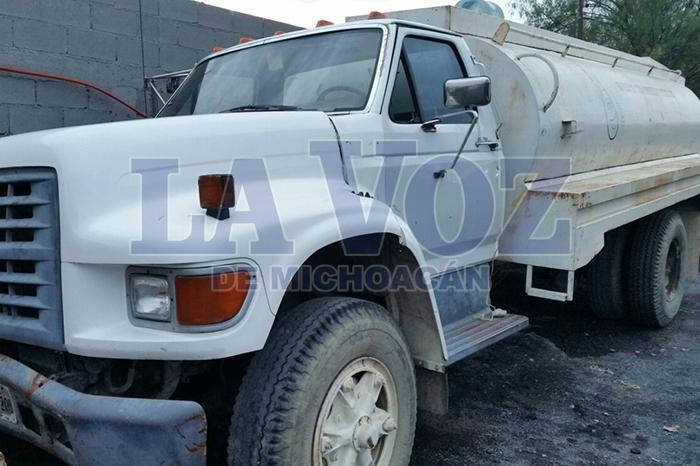 Foto: Internet  Hay desabasto de agua en el municipio de Guacamayas.