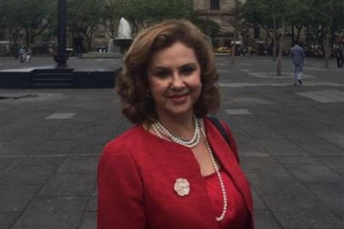 Foto: Agencias. La legisladora también se desempeñó como regidora y presidenta municipal de Tepatitlán.