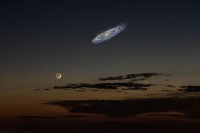 Foto: Notimex. Astrónoma mexicana busca galaxias en los confines del universo.
