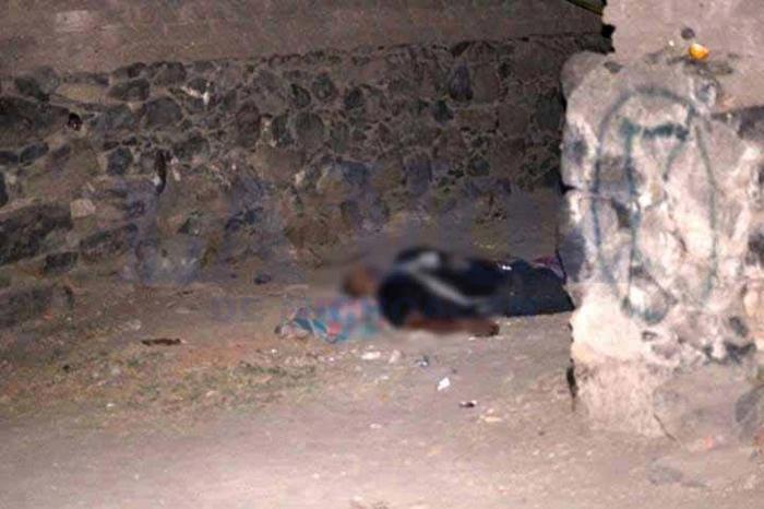 Foto: La Voz de Michoacán. Un hombre murió esta madrugada.