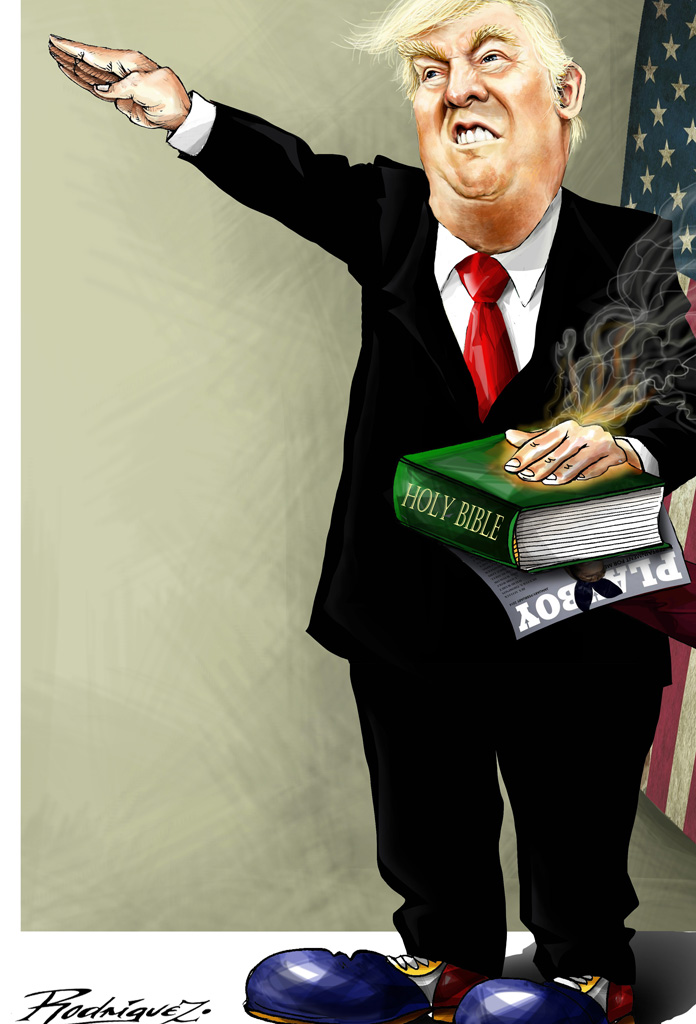mr president trump