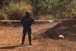 Foto: La Voz de Michoacán. Localizan a mujer estrangulada.