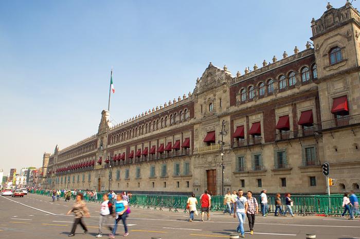 """Foto: Internet. Palacio Nacional recibirá documentos históricos como los """"Sentimientos de la Nación""""."""