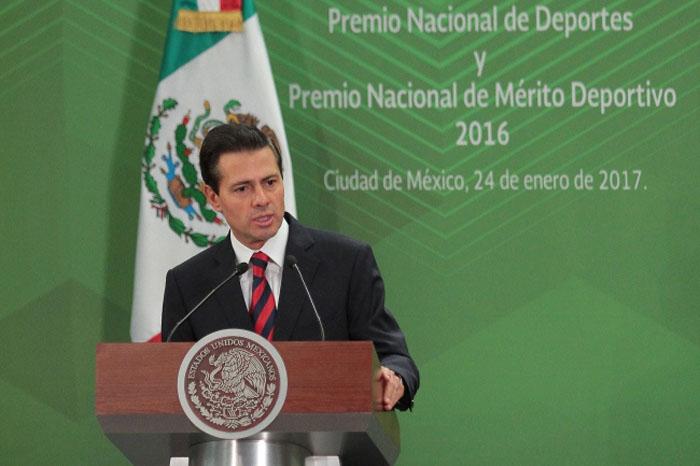 Foto: Notimex. La cancelación obedeció a razones de agenda interna.
