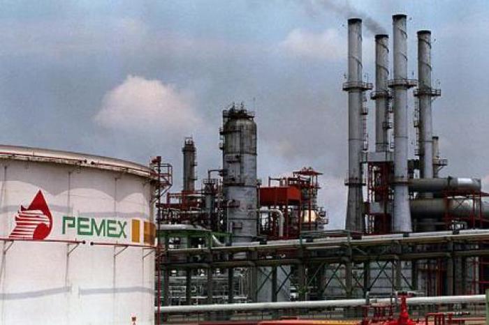 Foto: Criterio Hidalgo. La planta de Pemex se encuentra inactiva.