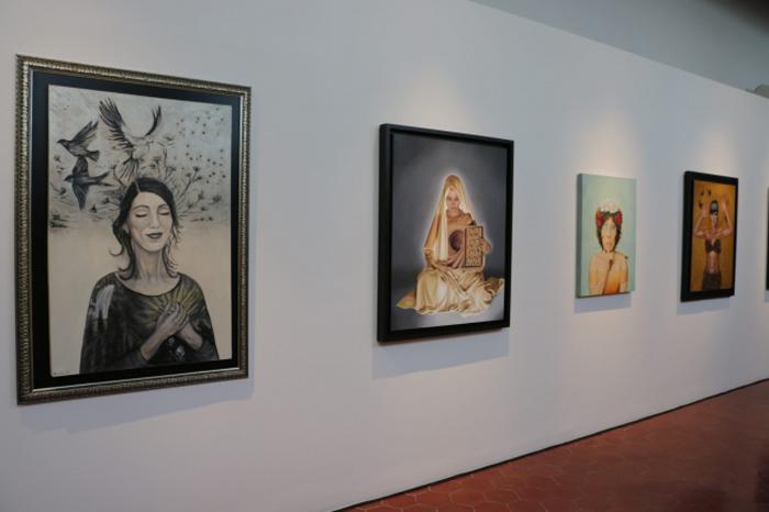 Foto: Notimex. Pinacoteca de Nuevo León abre muestra de autorretrato contemporáneo.