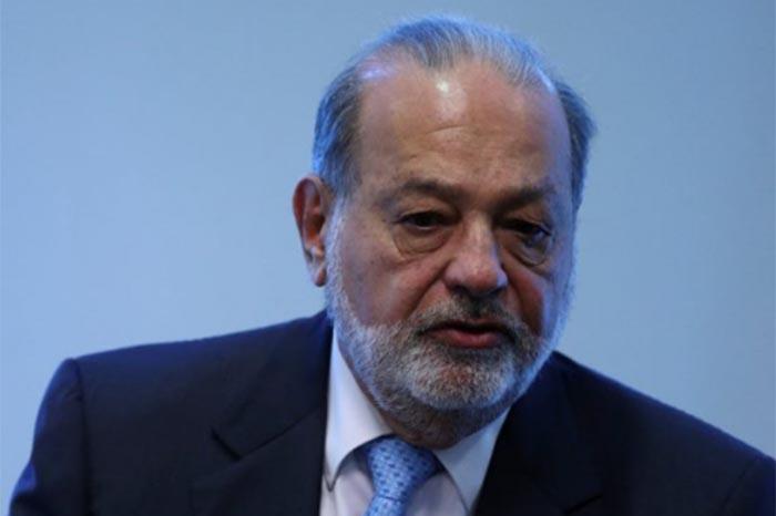 Foto: Agencias. El listado de los mexicanos multimillonarios nuevamente lo encabeza el empresario Carlos Slim.