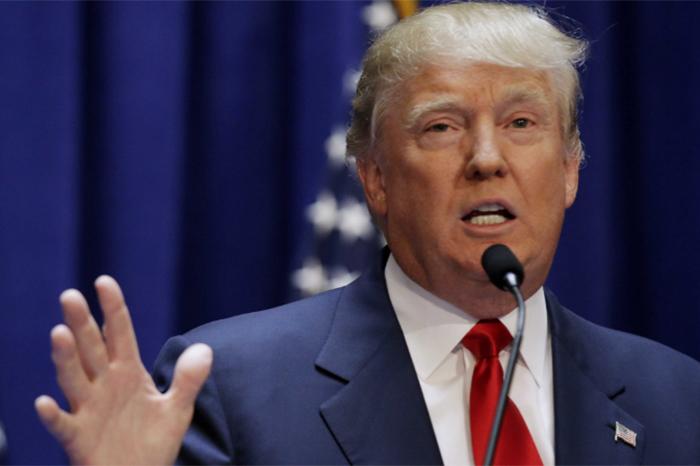 Foto: Agencias. Trump indicó que pediría a México un pago único de entre cinco mil millones a diez mil millones de dólares por el muro fronterizo.