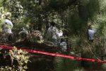 Foto: Víctor Ramírez. El cadáver fue localizado en la tenencia de San Miguel del Monte.