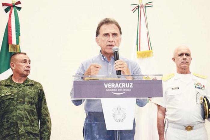 Foto: El Universal. El gobierno del panista Miguel Ángel Yunes Linares investiga a cinco empresas distribuidoras de medicamentos oncológicos.