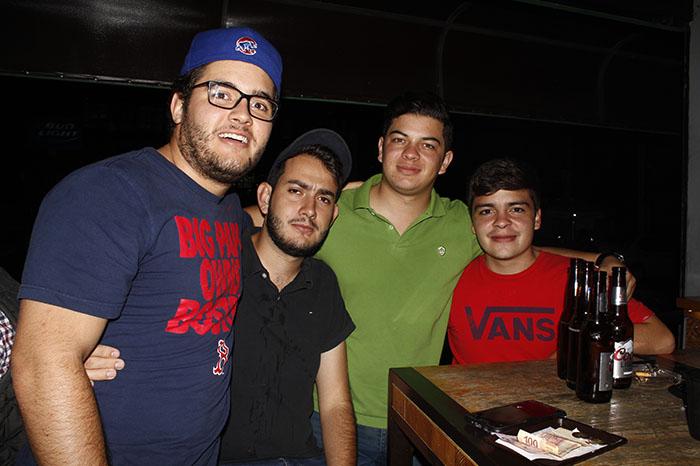 06 Alonso Origel, Francisco Fernández, Yaco Reyes y Mauricio Cárdenas