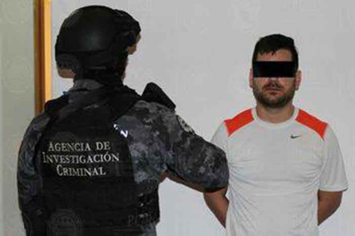 """ATIZAPAN """"El quinceañero"""" capturado en Atizapán era mano derecha del """"Mini Lic (6)"""
