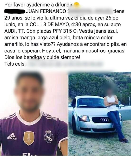 CHARO Cuerpo sin vida hallado en cerro de Pino Real era de empleado eventual del Ayuntamiento moreliano (2)