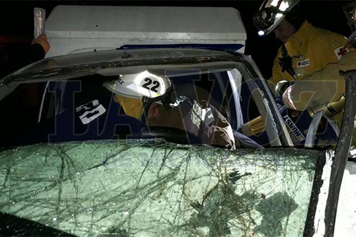 CHILCHOTA Muere mujer en accidente (4)