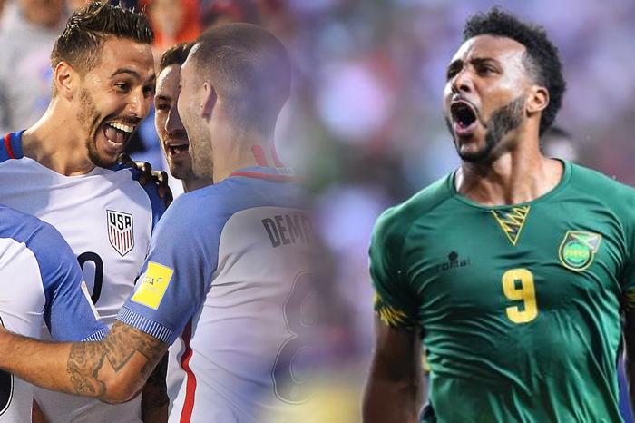 Foto: Notimex. Tras el empate 1-1 ante los canaleros, los norteamericanos se sienten obligados en ganar mañana a los caribeños