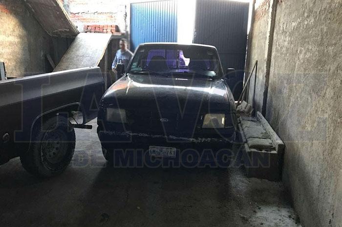 JOSÉ SIXTO VERDUZCO En cateo PGJE asegura inmueble y vehículos con reporte de robo en José Sixto Verduzco (3)