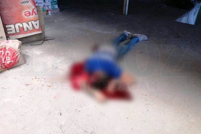 LOS REYES Dos muertos y un herido a balazos en Los Reyes (2)