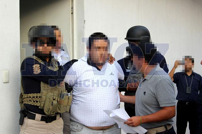 """MORELIA Auto de formal prisión contra """"El Cabezas"""" por secuestro (4)"""