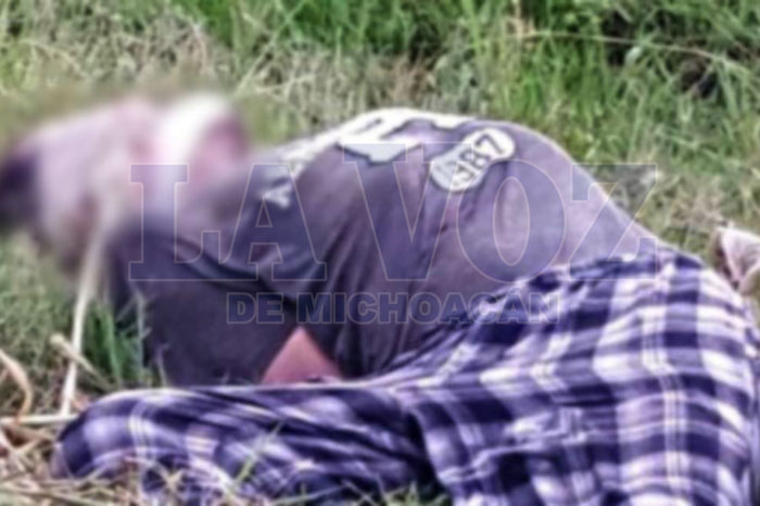 ZAMORA Hallan otro ejecutado en El Camino a los Espinos_ suman 2 en menos de 48 horas