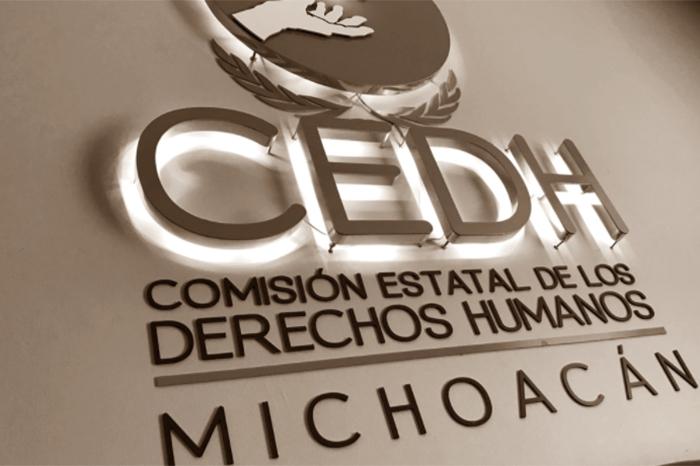 Comisión Estatal de Derechos Humanos.