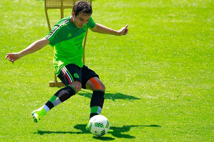 Foto: Internet. Erick Torres está en plena competencia dentro de la MLS y que viene en ritmo para acoplarse lo antes posible.