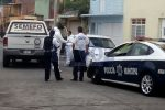 Foto: La Voz de Michoacán. El acontecimiento fue durante la mañana de este miércoles, en una residencia de la calle Salvador Escalante.