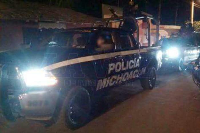 policias zamora