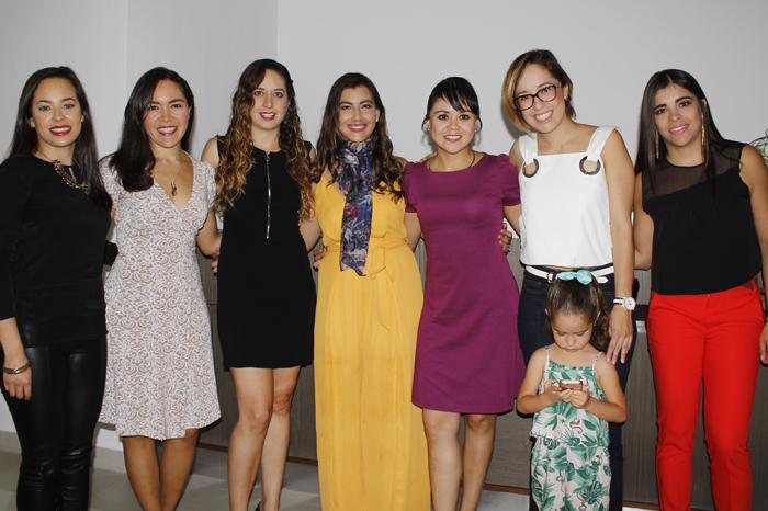 Amigas de Tania Morón