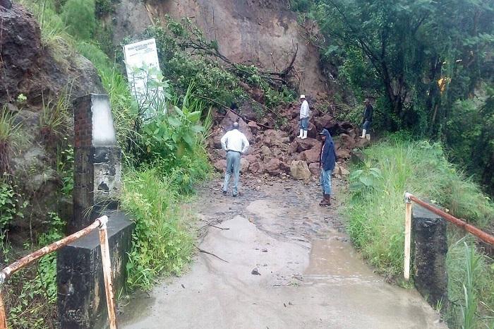 Atienden contingencias en Jiquilpan y Gabriel Zamora
