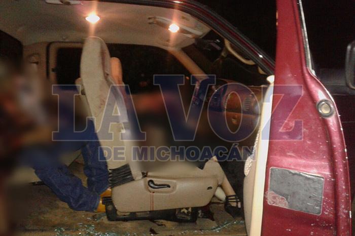 ARIO Identifican a las víctimas del ataque a tiros ocurrido en el municipio de Ario (1)