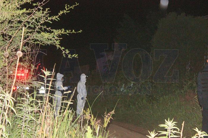 MORELIA Indagan muerte a tiros de una joven pareja en Ciudad Jardín (6)