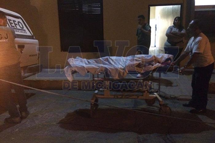 ZAMORA Fallece joven tras ser baleado en Zamora (2)