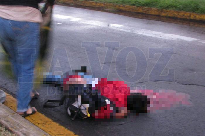 ZAMORA Huye tras embestir a padre e hijo, el menor falleció (7)