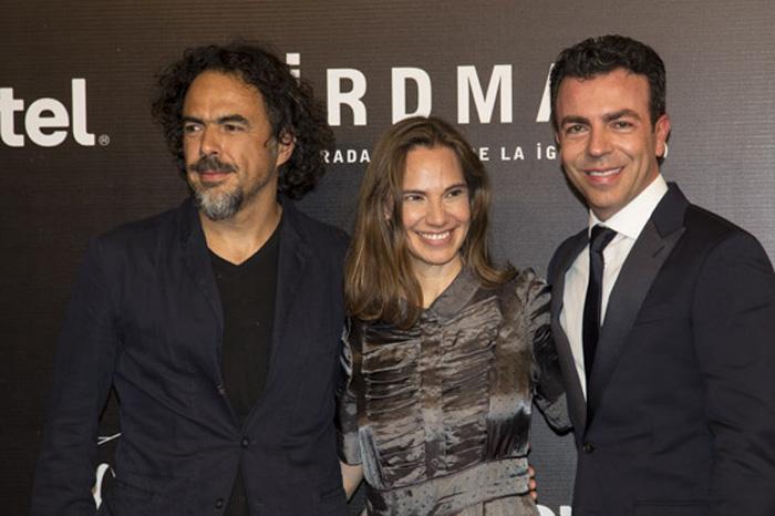 Daniela Michel Alejandro Ramírez Alejandro Gonzáles Iñarritu