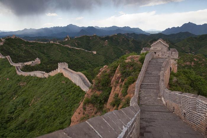 muralla china ok