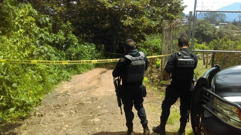 URUAPAN Ya hay dos detenidos por el secuestro y homicidio de hija de ex diputado federal