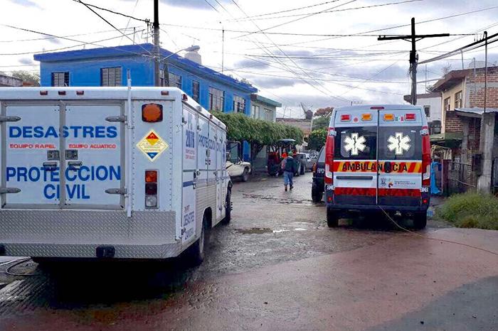 Atienden contingencias en La Piedad, Ecuandureo y Jiquilpan
