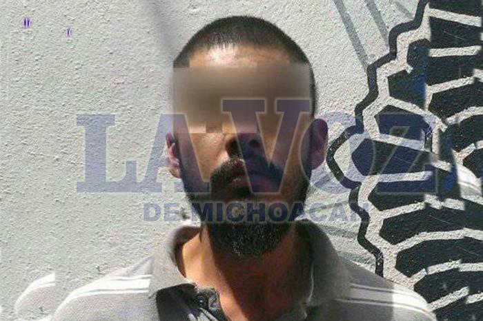 ACUITZIO DEL CANJE Capturan a tipo implicado en intento de violación (1)