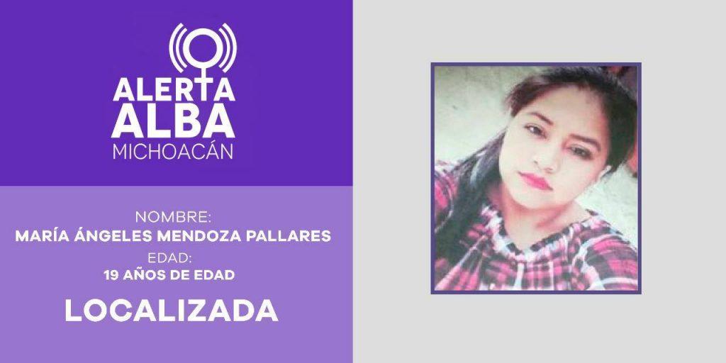 URUAPAN Localiza PGJE a joven reportada desaparecida en Uruapan