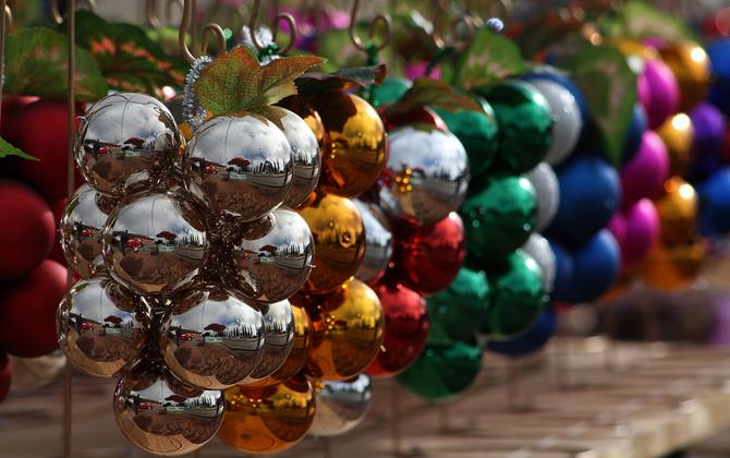Se reduce venta de esferas en Tlalpujahua