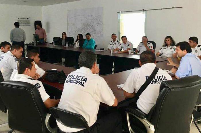 MORELIA Rechaza el comisionado de SP Municipal rumores de que la Comisaría esté acéfala (1)