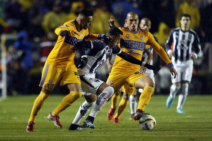 Tigres vs Rayados