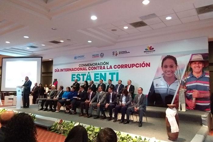 día contra la corrupción
