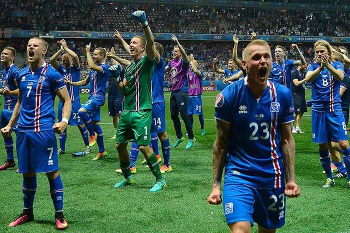 islandia selección